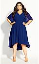 Adore Dress - azure