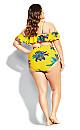 Elba Bikini Brief - lemonade