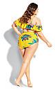 Elba Underwire Bikini Top - lemonade