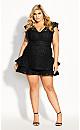 Sienna Dress - black