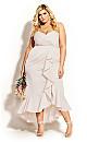 Passion Maxi Dress - gardenia