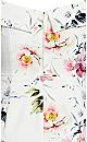 Spring Fields Dress - white
