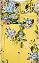 Ruffle Garden Dress - buttercup