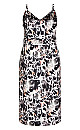 Safari Midi Dress - ecru