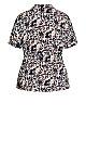 Plus Size Safari Shirt - ecru