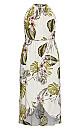 Lombok Maxi Dress - ecru