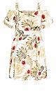 Laysan Dress - ivory