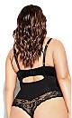 Alina Bodysuit - black