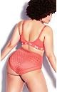 CCX Wire Free Bra - hot pink