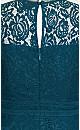 Lace Ravish Dress - jade