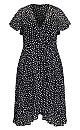 Sweet Spot Dress - black