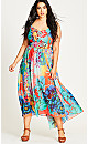 Hot Summer Days Maxi Dress
