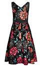 Floral Lover Fit & Flare Dress