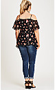 TOP FLORAL LOVER - Floral Lover - 14 / XS
