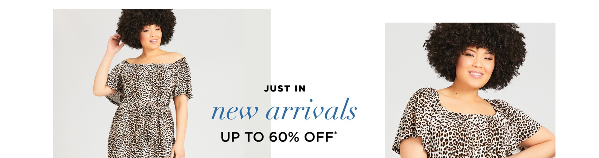 Just In New Arrivals - Up to 60% Off* - Shop Now
